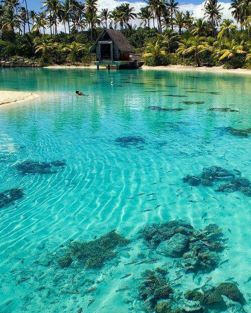 Bora Bora Island Woman: ONE OF THE MOST EXOTIC AND ROMANTIC ISLANDS