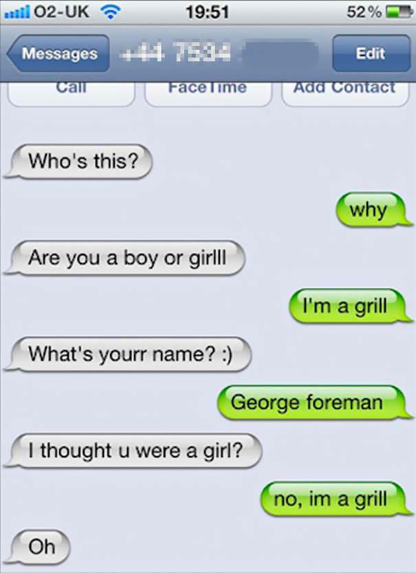 Hilarious Wrong Number Text 12 Luxuryandglamor Com