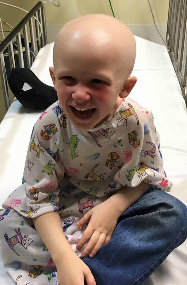 Mom says goodbye to son dying of cancer: Then he says 4
